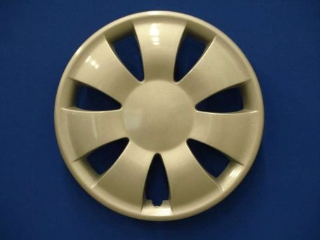 Wieldop/Wieldoppen Universeel zonder logo speciaal voor bestelwagens - 15 inch - UNI23815