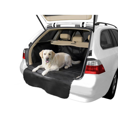 Kofferbak mat exacte pasvorm Ford Fiesta (var bodem in onderste stand) va. bj. 2017-