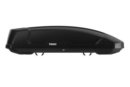 Thule dakkoffer Force XT L 450 liter Zwart mat