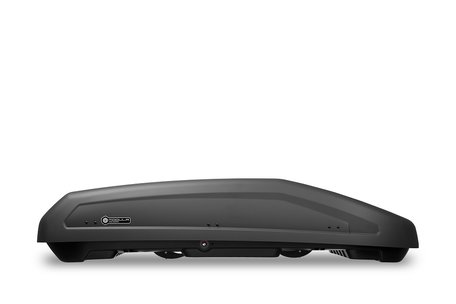 Modula Evo 470 dakkoffer Mat zwartgrijs/anthracite
