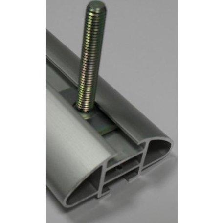 Snelbevestiging Farad t-adapters dakkoffer skibox