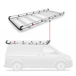 Q-Top imperiaal/bagagerek Nissan NV300 / Fiat Talento / Renault Trafic / Opel Vivaro (L2-H1 met klep) vanaf 2014