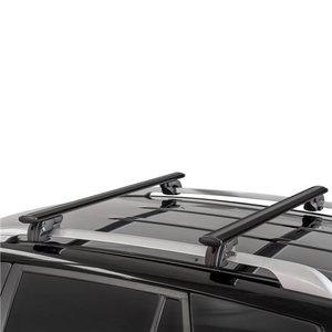Dakdragers Mercedes X (470) SUV vanaf 2018 geschikt voor open dakrail