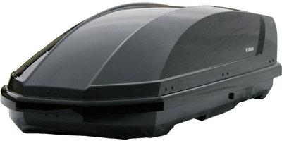 Dakkoffer 300 liter hoogglans zwart